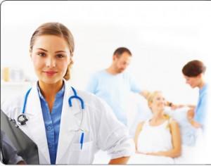 Videreuddannelse sygeplejerske (Foto: danskvikarcenter.dk)