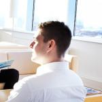 Kurset køres tit sideløbende med arbejdet (foto hansentoft.dk)
